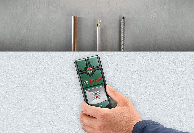 Detector metal de pared 3