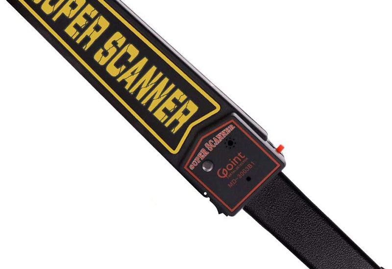 Detector metal para seguridad 2