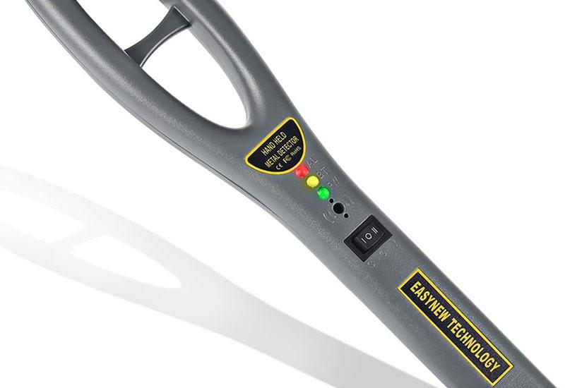 Detector metal para seguridad 3